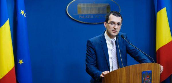 Vlad Voiculescu va candida la Primăria Capitalei