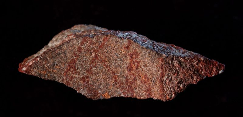 Cel mai vechi desen făcut de om, descoperit în Africa de Sud