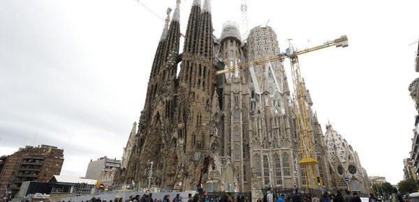 Sagrada Familia, construită fără autorizație
