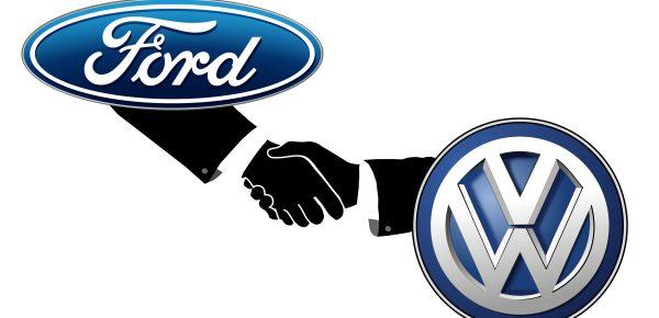 Volkswagen-Ford, cel mai recent parteneriat de pe piața auto