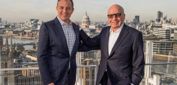 Disney a finalizat achiziționarea Fox, cu 71,3 miliarde de dolari; urmează lansarea Disney +