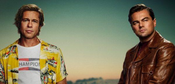 Noul film al lui Tarantino, cu Di Caprio și Brad Pitt, ridicat în slăvi de critici