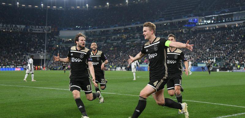 """""""Grădinița"""" Ajax aduce fotbalul încântător în semifinalele Ligii"""