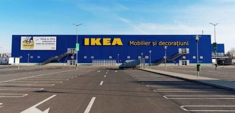 Ikea deschide cel mai mare magazin din Sud-Estul Europei în România
