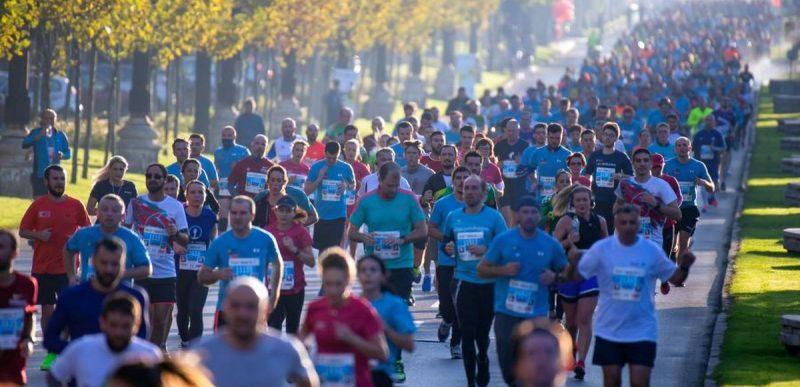Maratonul de la București, o sărbătoare cu peste 20.000 de participanți din 75 de țări și cu multe vedete