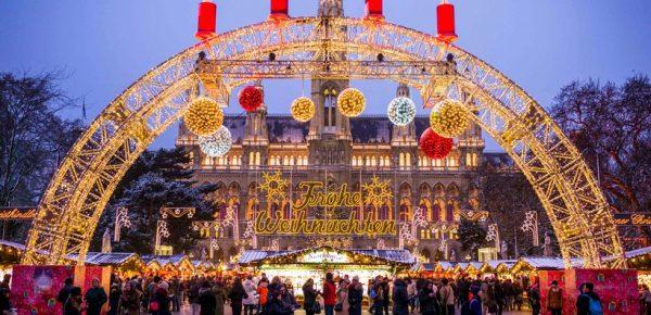 Cele mai frumoase târguri de Crăciun din Europa