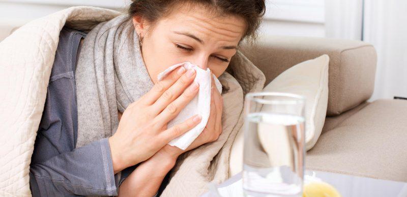 Diferențele dintre gripă și răceală