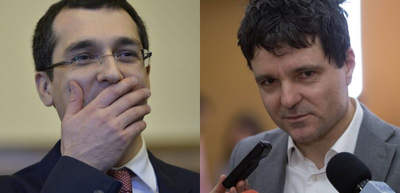 USR-PLUS alege candidatul pentru București: Vlad sau Nicușor?