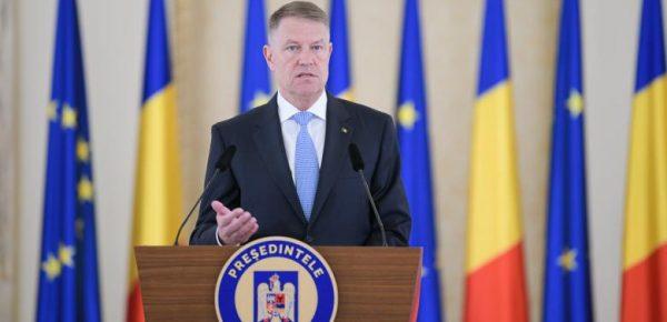 Klaus Iohannis anunță noile restricții pentru români