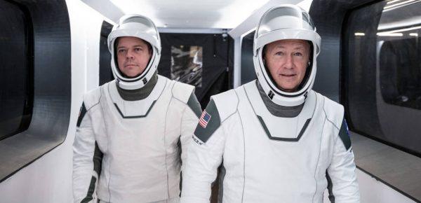 Misiune spațială istorică. Astronauții NASA vor zbura cu o navă proiectată de SpaceX