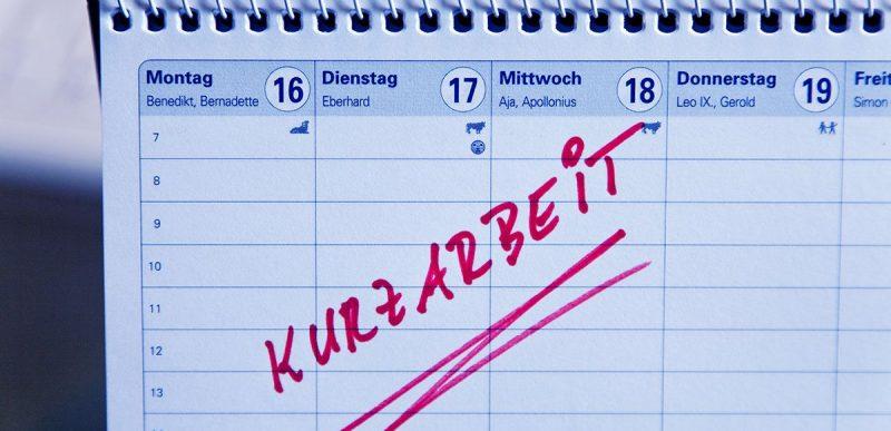 Programul de muncă Kurzarbeit va fi aplicat și în România