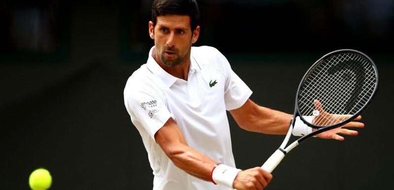 Primele declarațiile ale tenismenului Novak Djokovic după ce a fost depistat pozitiv cu COVID-19