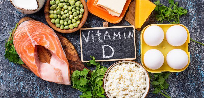 Alimente sănătoase bogate în vitamina D
