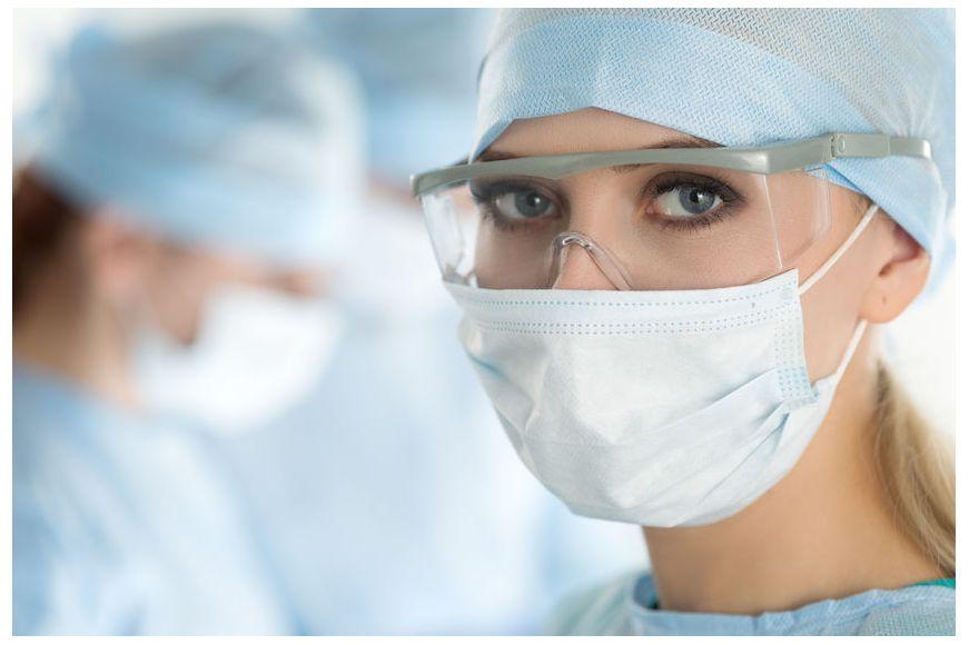 Medic Pandemie coronavirus