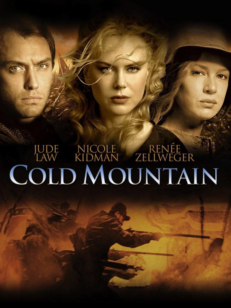 Cold Mountain - platou de filmare