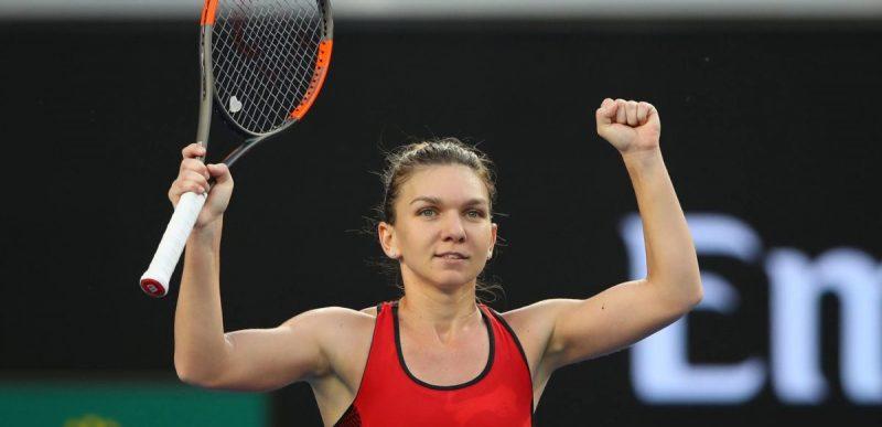 Simona Halep s-a retras din turneul de la Palermo