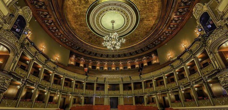 Cele mai frumoase săli de spectacole din România