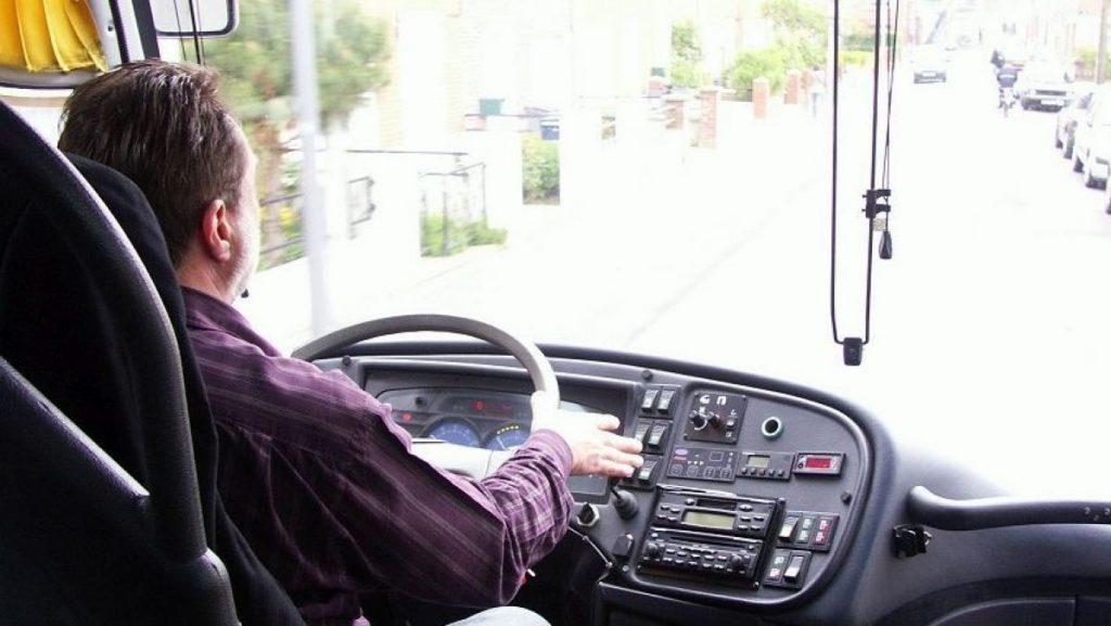 Șofer autobuz