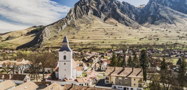 Rimetea, unul dintre cele mai frumoase sate secuiești