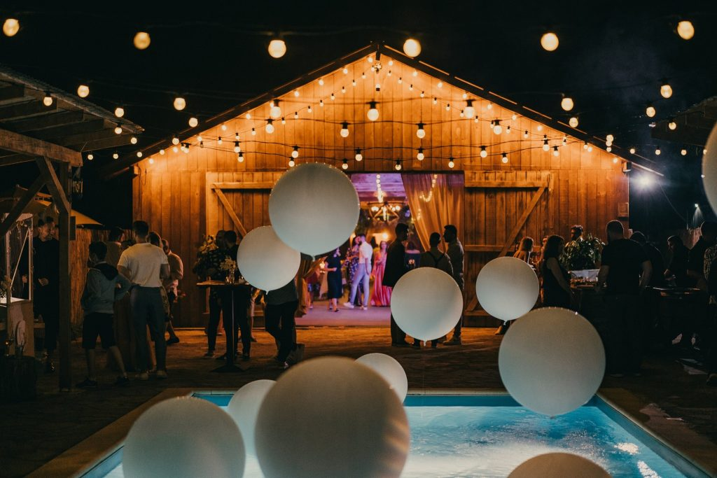 Nuntă Green Spot Wedding Barn