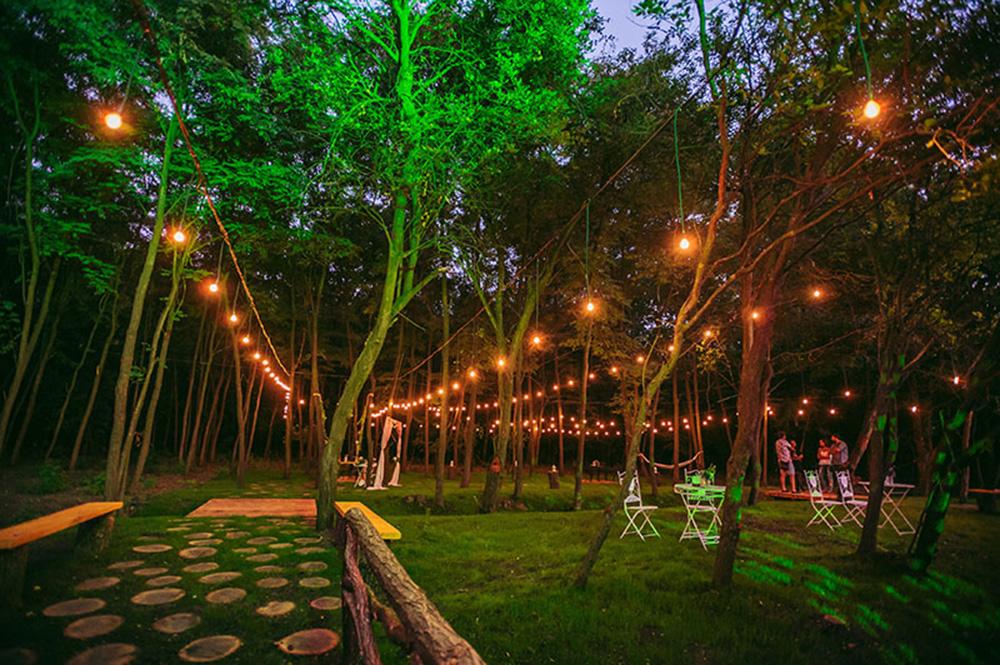Locații de nuntă în aer liber București