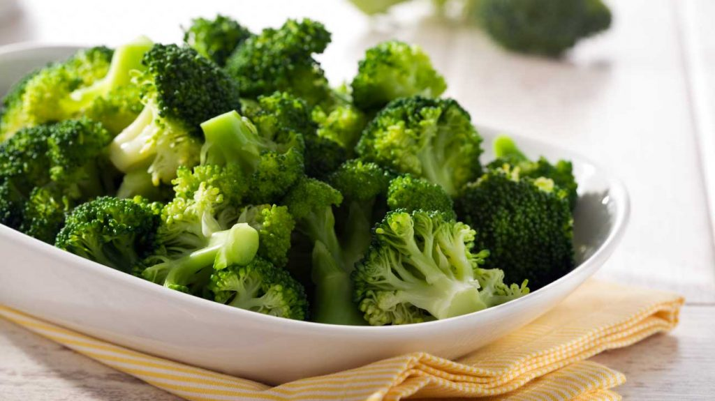 Broccoli beneficii