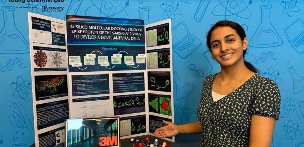 O fată de 14 ani a inventat un  posibil remediu împotriva Covid-19