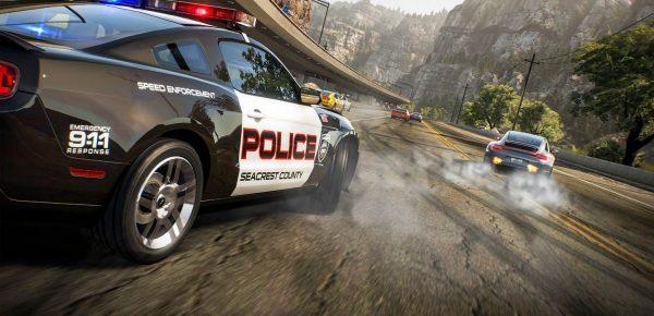 Need For Speed: Hot Pursuit Remastered, versiunea nouă a jocului