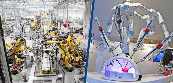 Milioane de locuri de muncă în pericol din cauza roboților