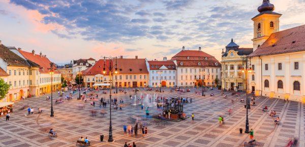 Sibiul propus pentru cea mai bună destinație turistică europeană