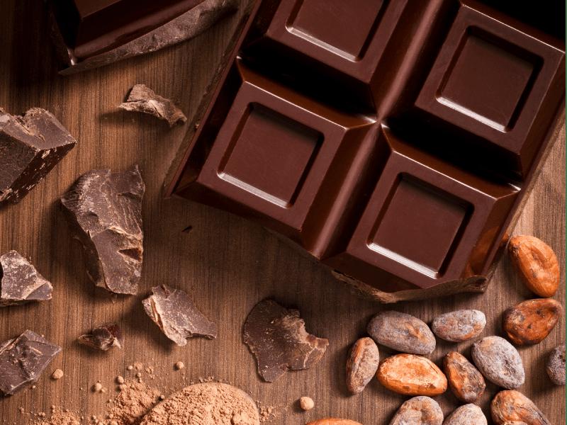 ciocolata reduce pofta de mâncare