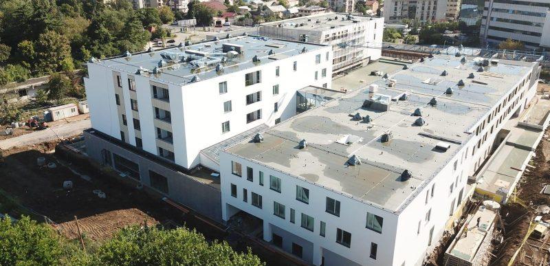 Primul oraș medical din România construit în doar doi ani