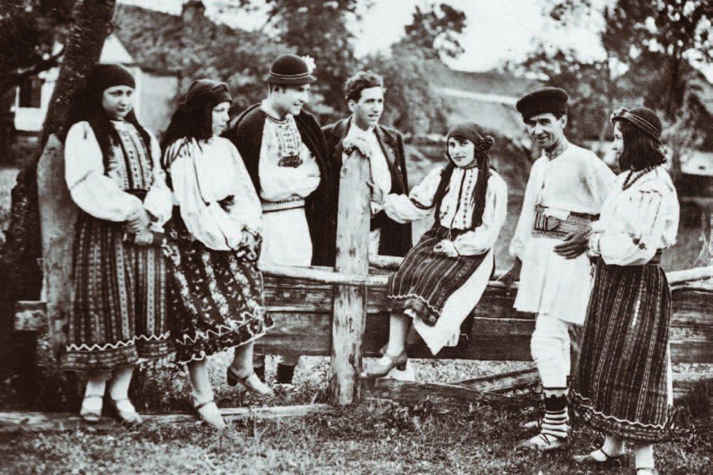 Dragobete la români