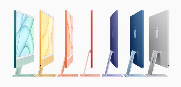 Apple a lansat noile iMac-uri și iPad-uri