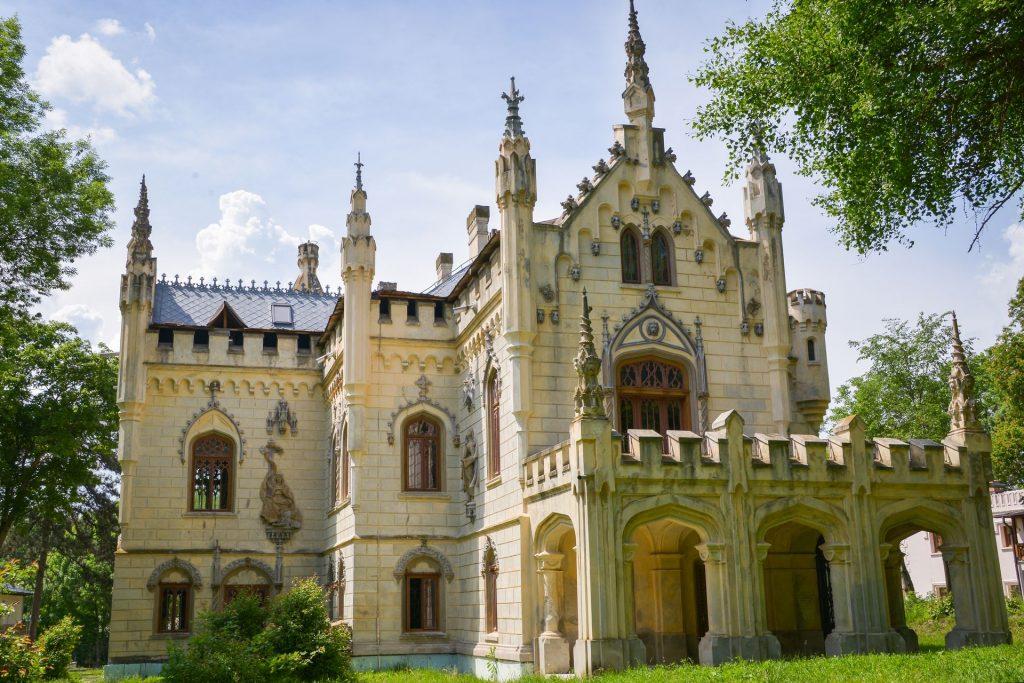 Castelul Sturdza Iași