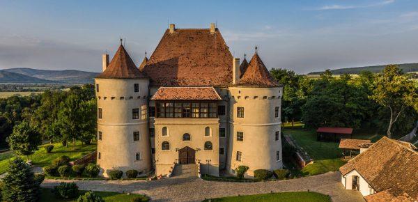 Top 5 Castele superbe din România