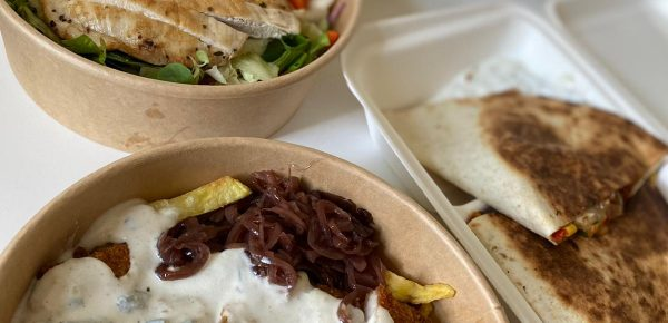 #2. Ce mâncăm azi la birou? Review: Chefbox