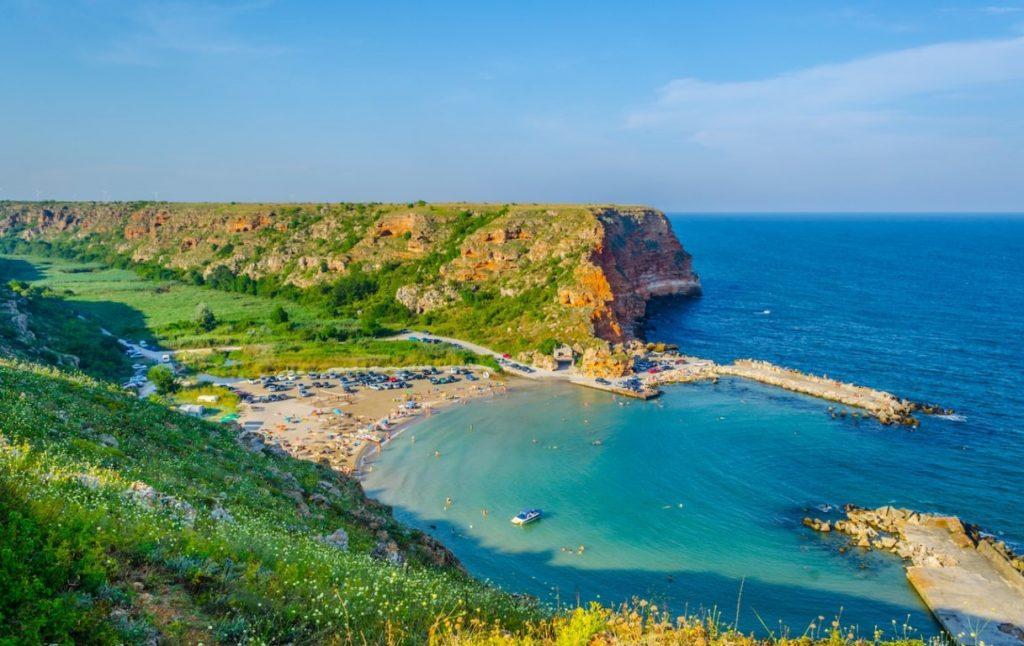 plaja Bolata Bulgaria