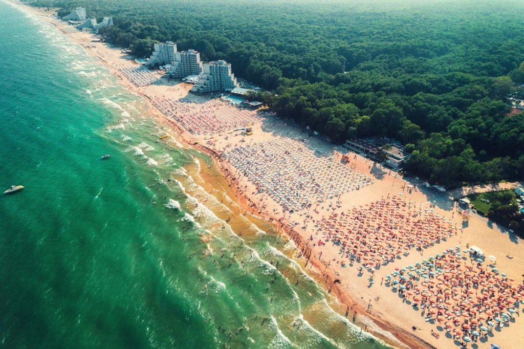 Plajă Albena