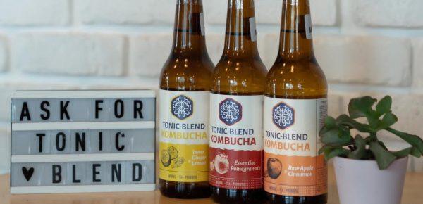 Tonic Blend – un brand inedit care produce o băutură cu adevărat specială